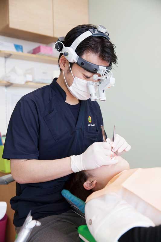 顎関節の機能検査を行う「CADIAX」を取り入れ、精密な検査が可能に
