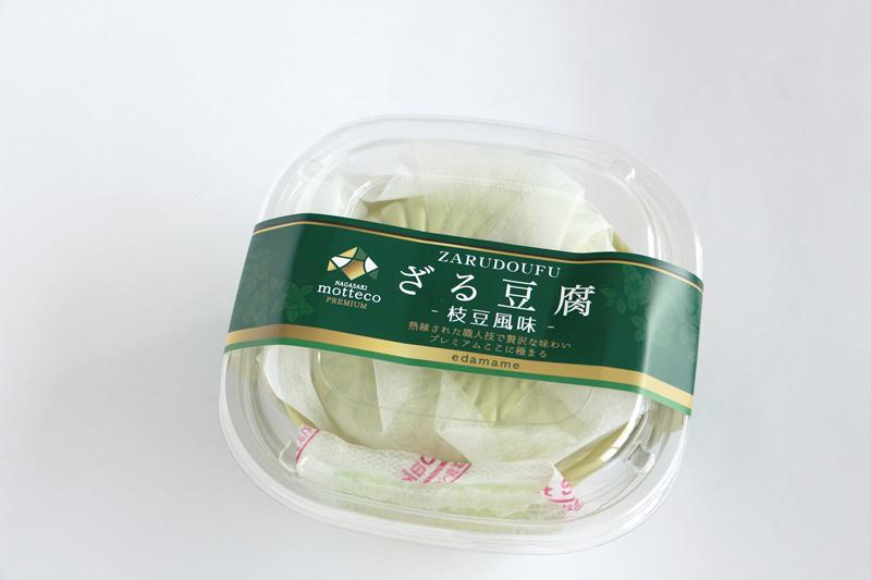 ざる豆腐 枝豆風味
